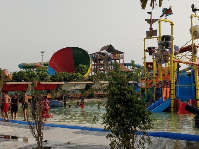Bliss Waterpark Near Mahesana Ahmedabad In And Around